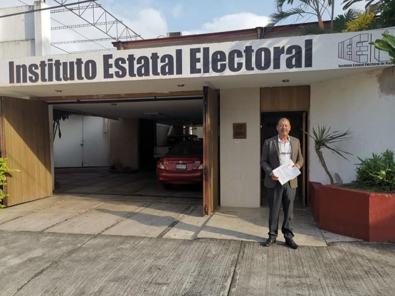 Denuncia Ismael Duñalds a Jaime Cuevas ente IEEN
