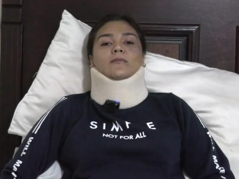 Denuncia violencia física Secretaria del Ayuntamiento Venustiano Carranza
