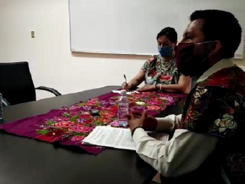 Denuncian a alcalde de Zinacantán por presunto mal uso Copladem