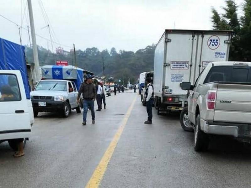 Denuncian a Ejercito Zapatista por hostigamiento
