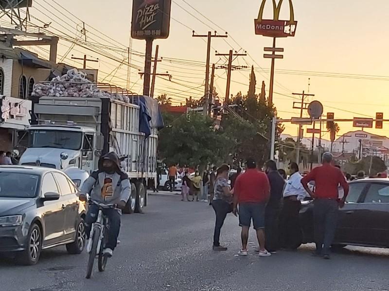 Denuncian a exdirector de tránsito por traslado de despensas