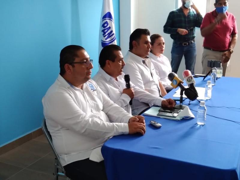 Denuncian a funcionarios que violaron ley electoral