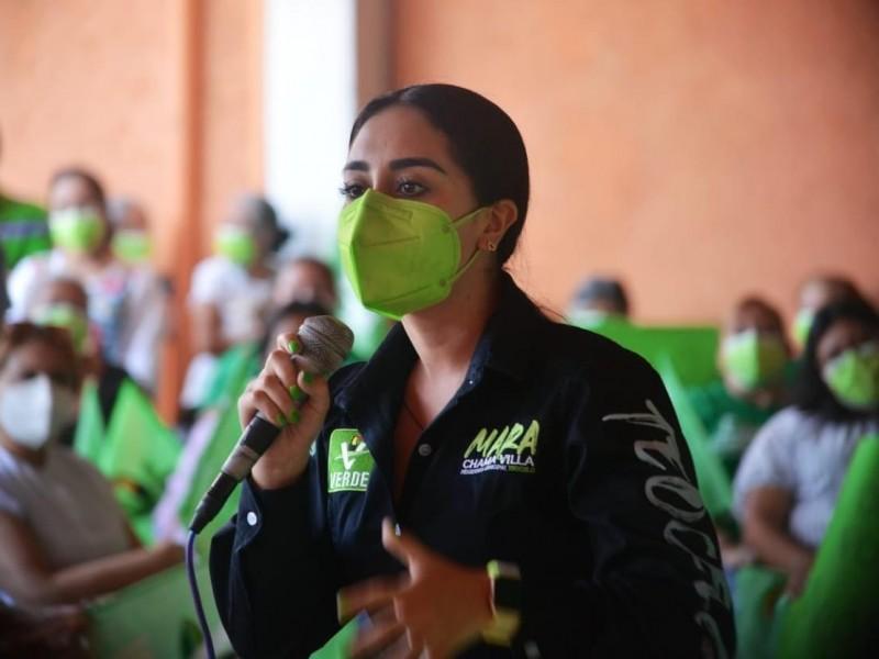 Denuncian a Mara Chama por exceder gastos de campaña