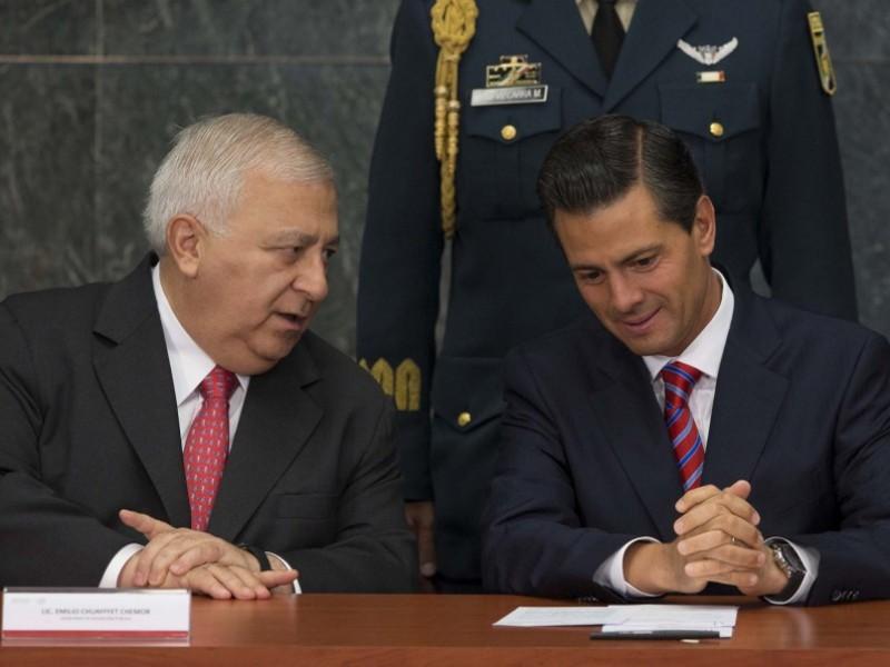 Denuncian a Peña Nieto y extitulares de SEP por tortura