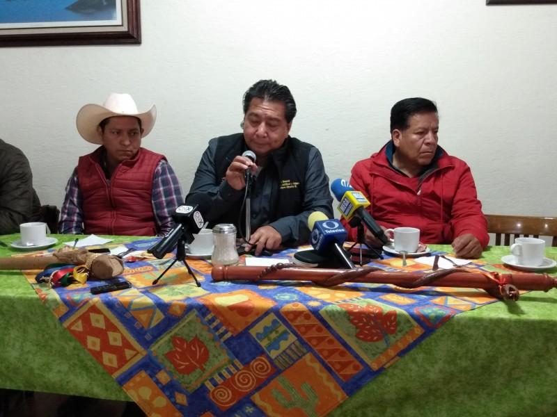 Denuncian abusos de autoridad en Ocoyoacac
