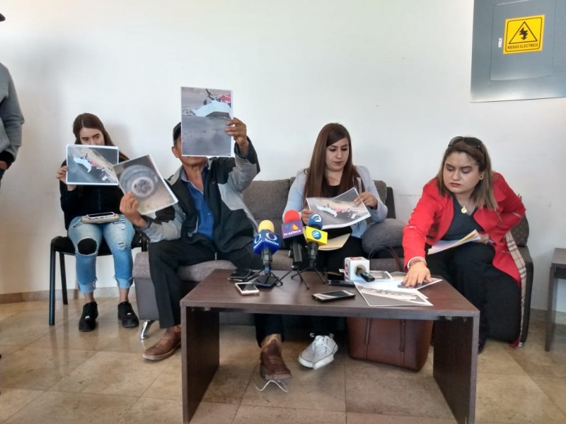 Denuncian ante la CDHEZ nepotismo y corrupción