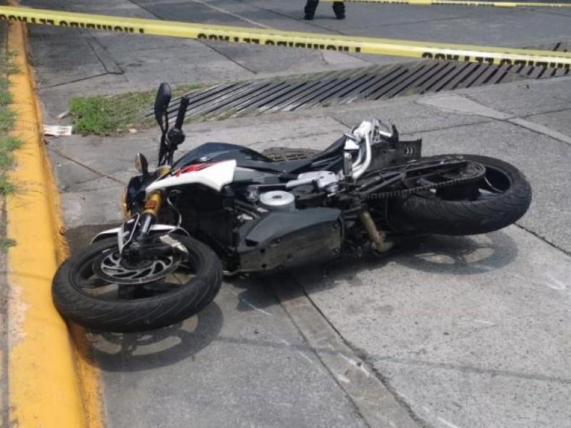 Denuncian arrancones de motos en Ciudad del Valle