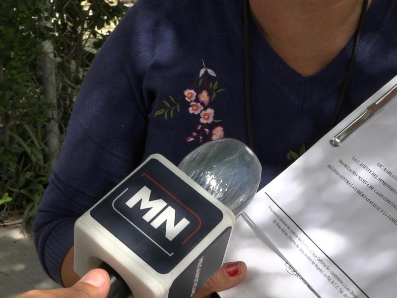 Denuncian caso de acoso sexual en Secundaria de La Paz