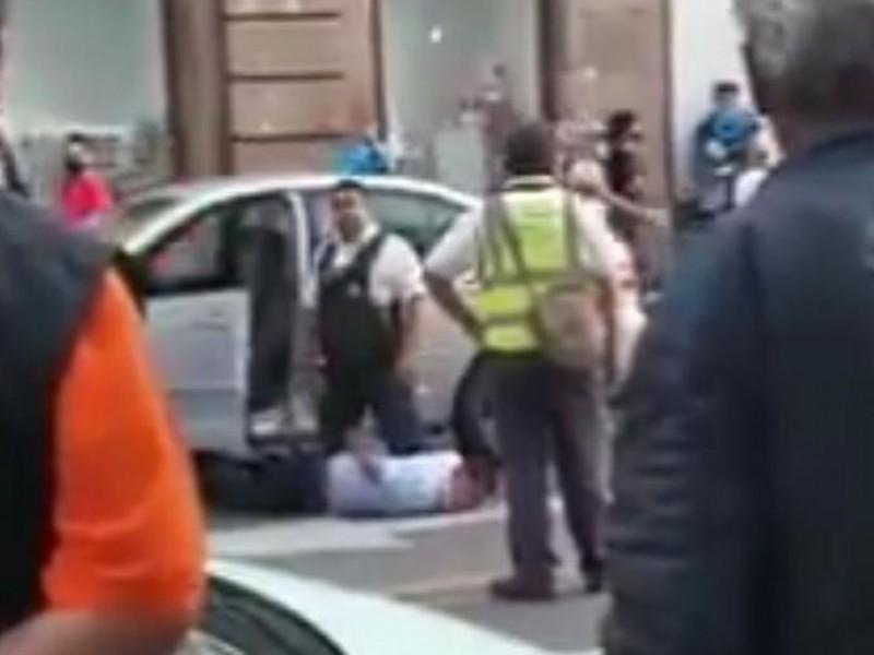 Denuncian ciudadanos abuso policial en Morelia
