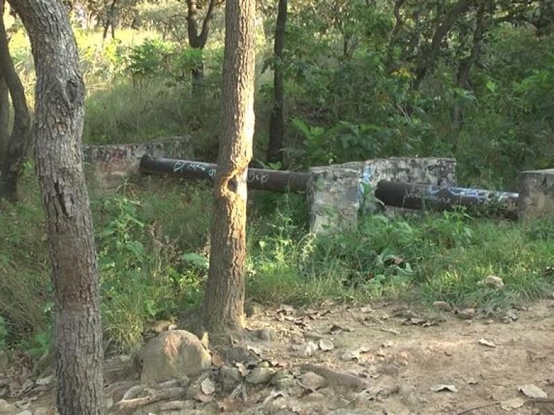 Denuncian contaminación del Bosque Nixticuil por aguas negras