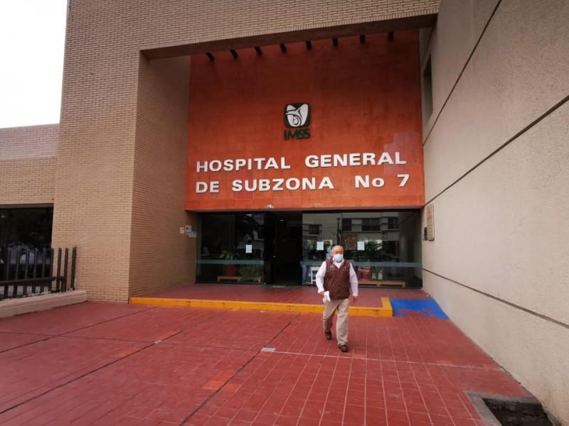 Denuncian derechohabientes haber sido corridos de hospital