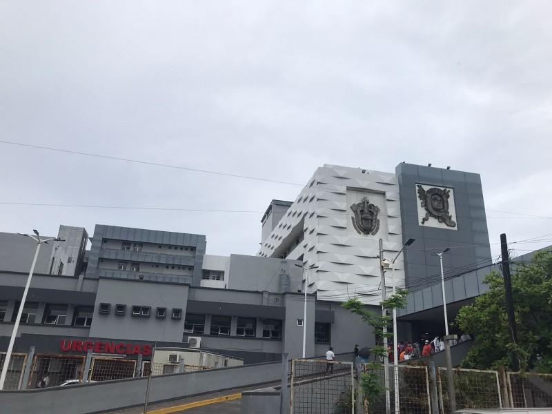 Denuncian falta de aire acondicionado en Hospital Regional de Veracruz