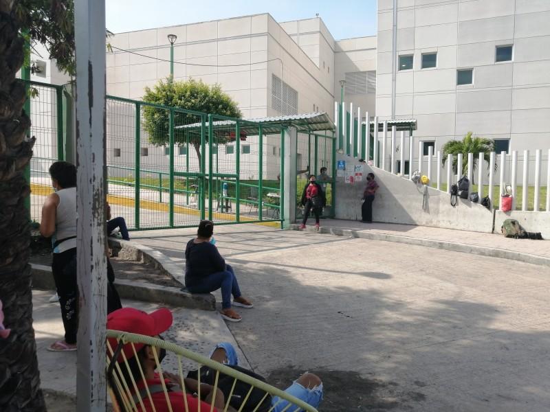 Denuncian falta de medicamentos en Hospital Gómez Maza