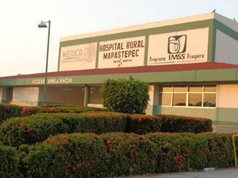 Denuncian falta de médicos en el IMSS