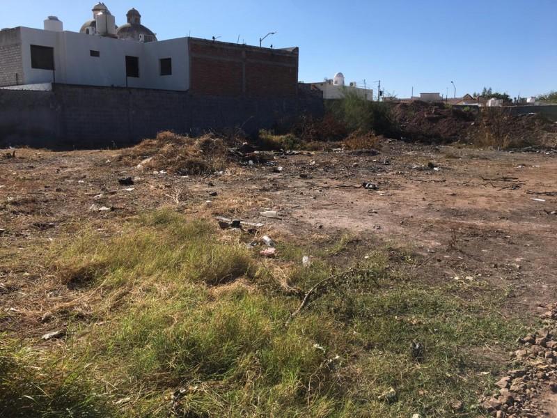 Denuncian fuerte contaminación en la Colonia Tepeca
