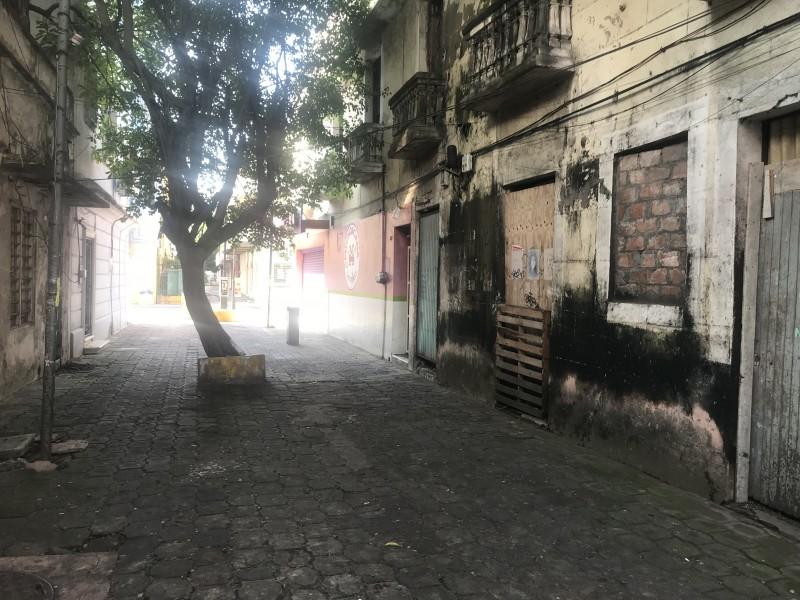 Denuncian incremento de robos y asaltos en el centro histórico
