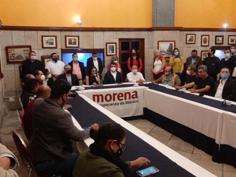 Denuncian irregularidades en selección de candidaturas de MORENA