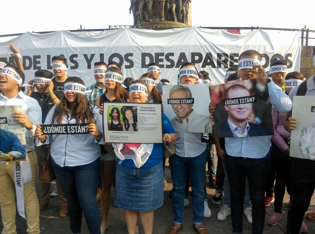 Denuncian la desaparición de tres jóvenes