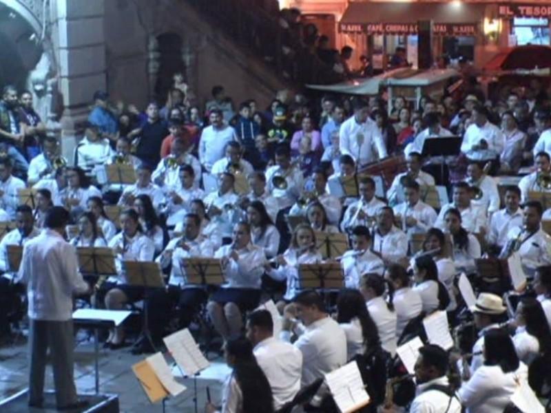 Denuncian reducciones de sueldo en la Banda Sinfónica