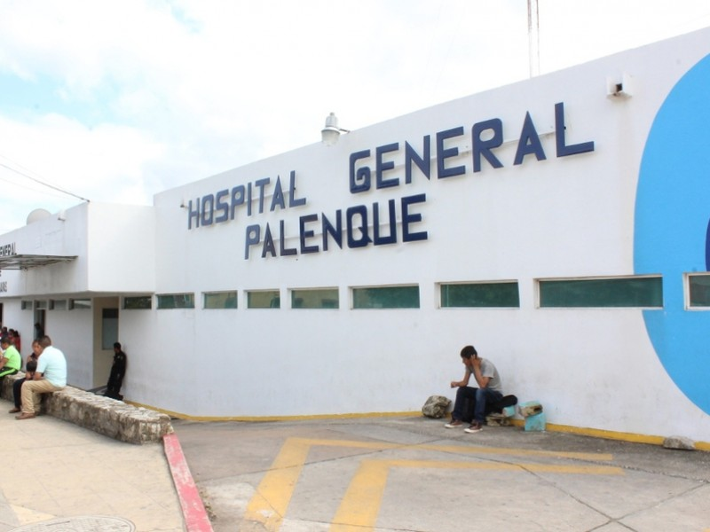 Denuncian trabajadores de la salud omisión por parte de autoridades
