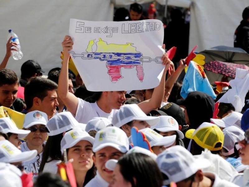 Denuncian traslado de votantes a Venezuela