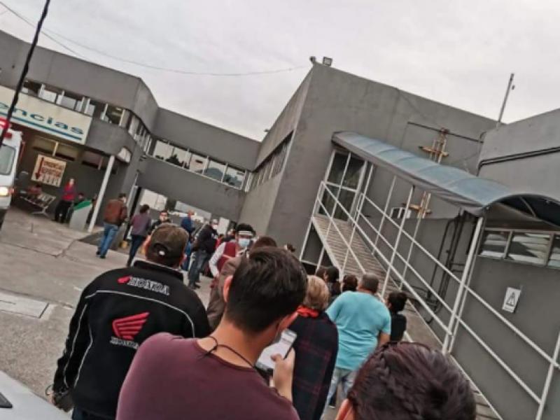 Denuncian vacunación de sindicalizados y familiares en el ISSSTE Nayarit