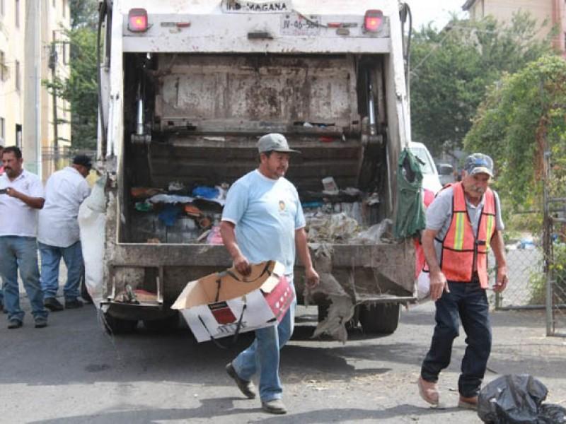 Denuncias en colonias de Guadalajara cobro por recolección de basura