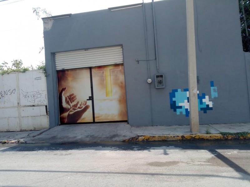En Tehuacán; denuncian supuesto crematorio en un fraccionamiento