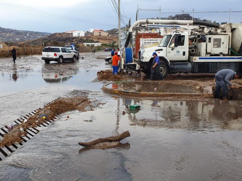 Dependencias municipales atienden afectaciones en Peñuelas