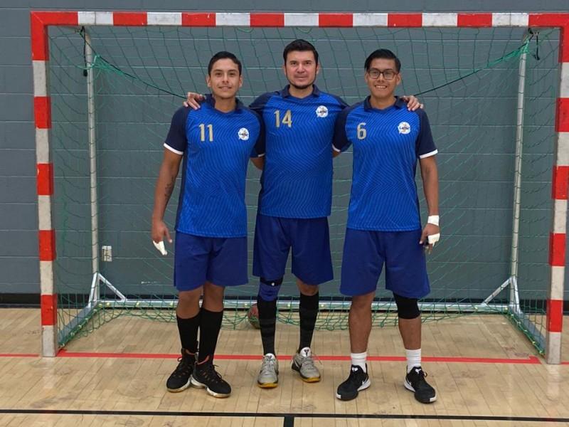 Deportistas colimenses destacan en torneo de handball extranjero