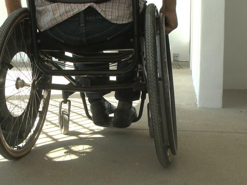 Deportistas con discapacidad, buscan mejoras en el transporte