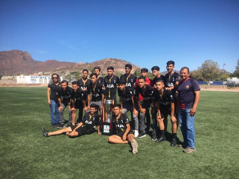 Deportistas de Cbtis40 son Campeones Nacionales