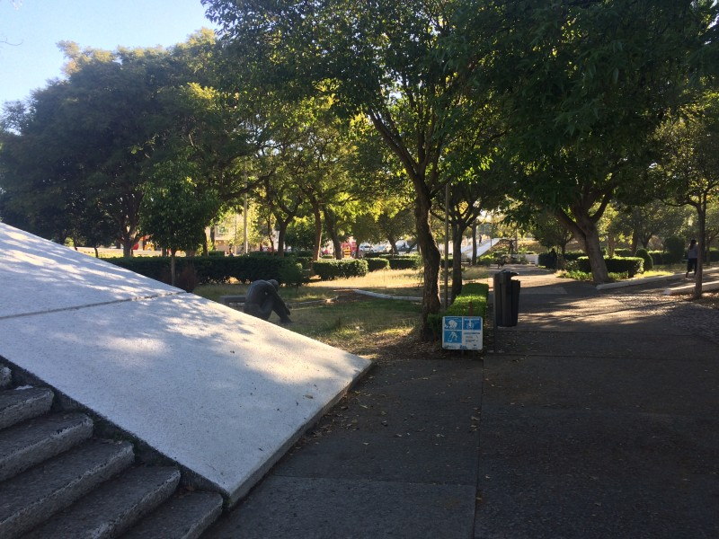 Deportistas demandan seguridad en Parque de las Ninfas