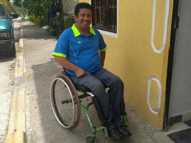 Deportistas paralímpicos sin apoyos estatales; Club Caimanes