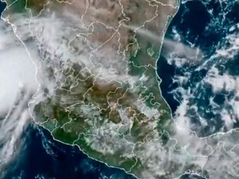 Depresión tropical se convertirá en huracán 'Pamela'