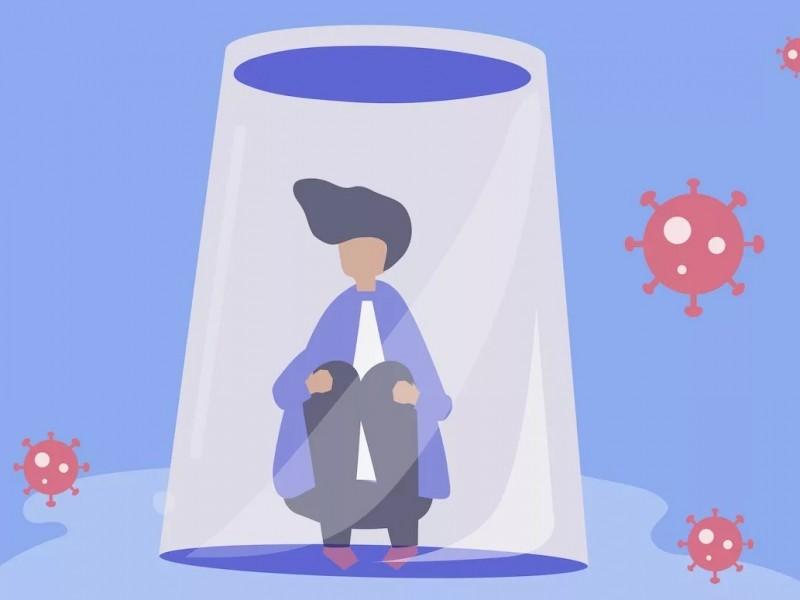 Depresión y ansiedad padecimientos frecuentes durante contingencia