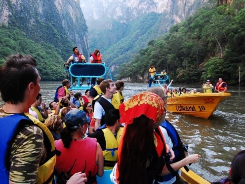 Derrama económica por turismo a la baja