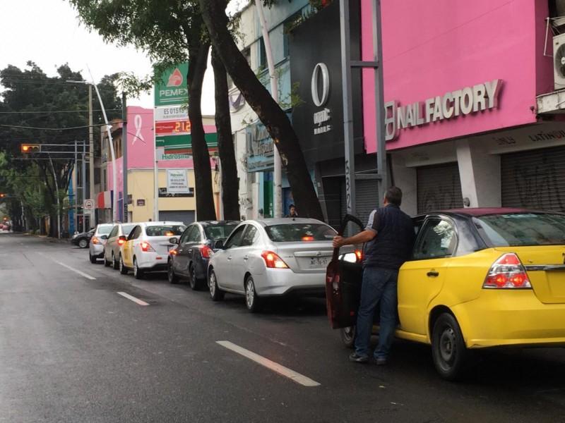 Desabasto de gasolina genera mala imagen al turismo