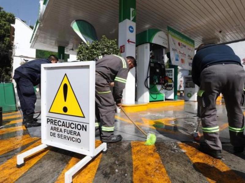 📹Desabasto de gasolina llega a la CDMX