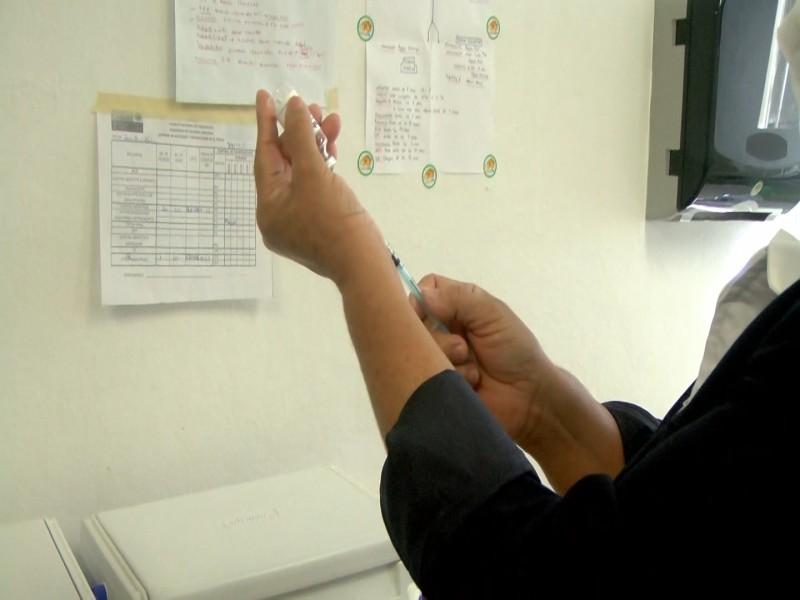 Desabasto de vacunas en centros de Salud de Los Mochis