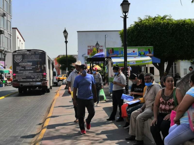 Desacato ciudadano podría regresar a Nayarit al semáforo rojo