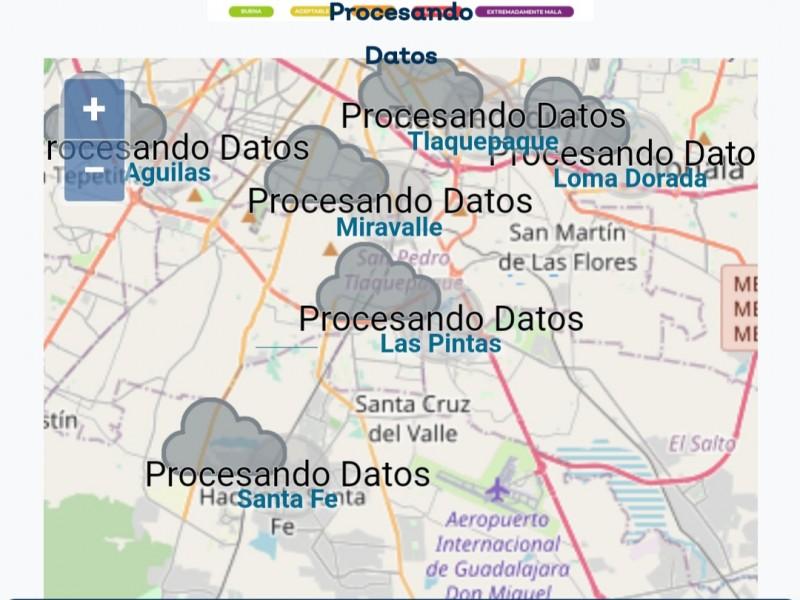 Desactiva Semadet contingencias atmosféricas en Santa Fe y Las Pintas