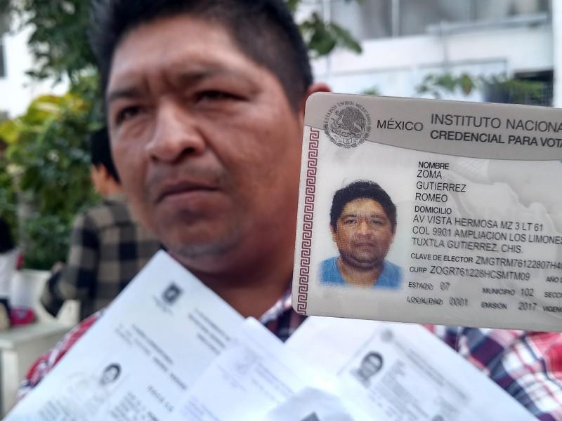 Desalojados piden reubicación para vivir