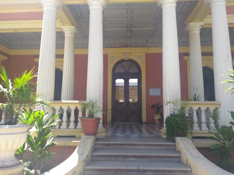 Desalojan Casa de la Cultura en Guaymas