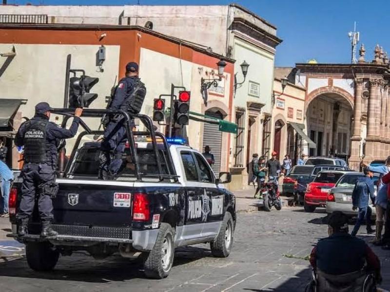 Desaparecen 3 policías en Jerez, advierten secuestro