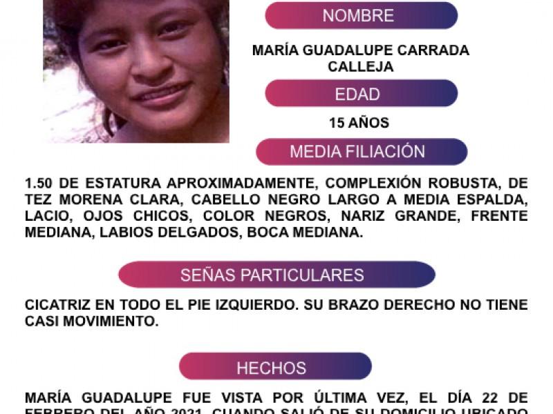 Desaparecidas, dos adolescentes en las últimas 24 horas