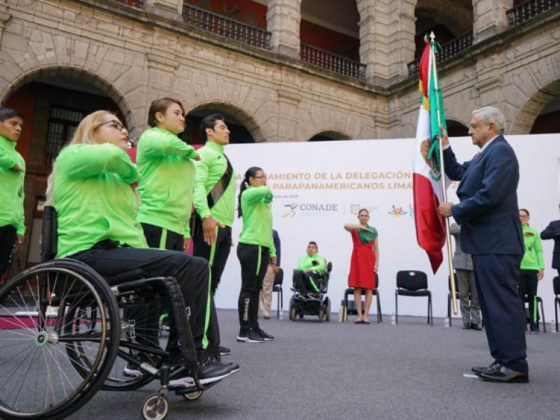 Desaparición de fideicomisos para deporte afectará a paralímpicos