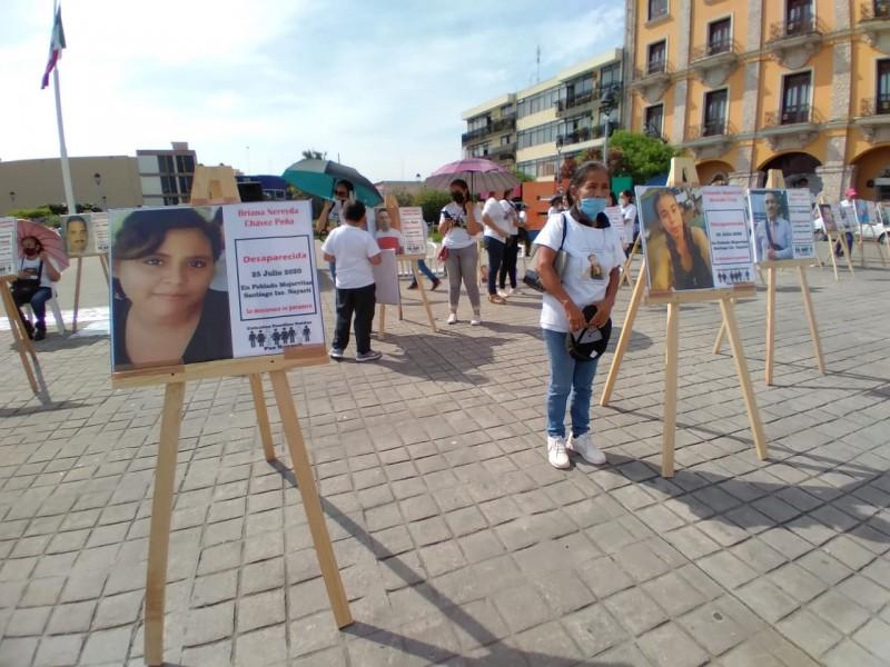 Desaparición de jovencitas ha quedado impune