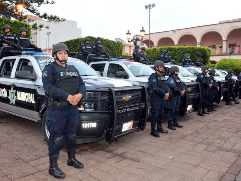 Desaparición del recurso FORTASEG debilitará las corporaciones de seguridad municipales