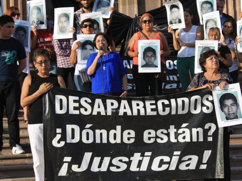 Desapariciones Forzadas en México
